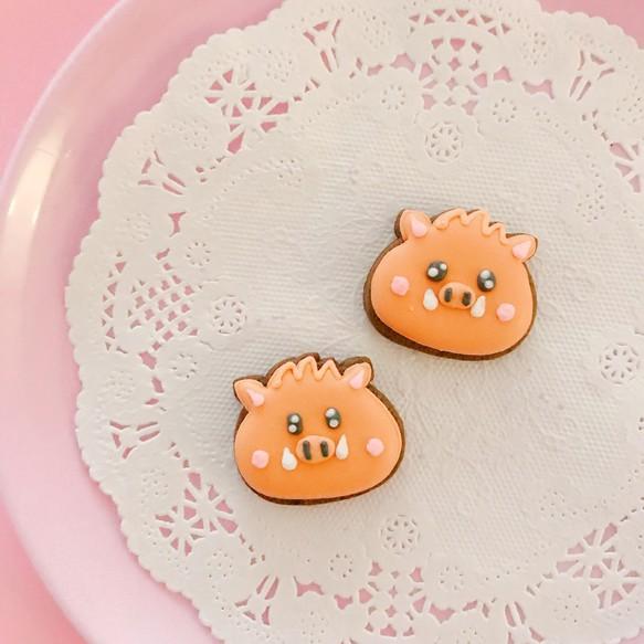 イノシシ クッキー型