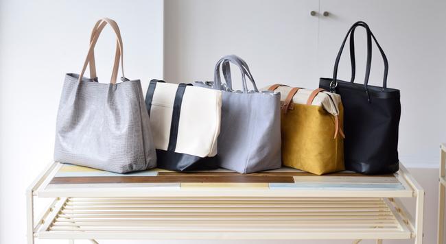 換季整理,隨性自然帆布包保養法則