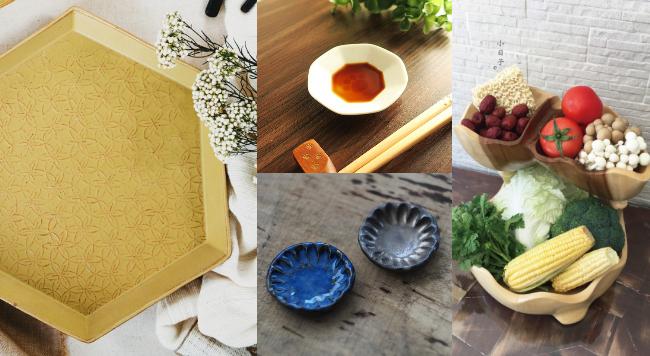 為餐桌加分的小幫手:質感趣味盤子10選
