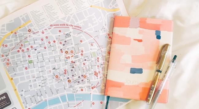 手帳不僅是記錄行程!讓每天都充滿樂趣的手帳&筆記本活用術