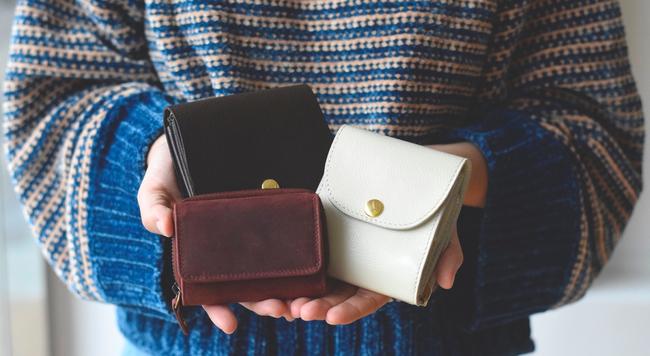 小さくて使い勝手のいいミニ財布で始める、憧れのミニマルライフ