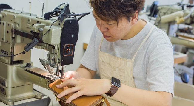 創作人專訪vol.24   堅持不妥協,打造質感皮夾!皮革職人「新進工房」專訪