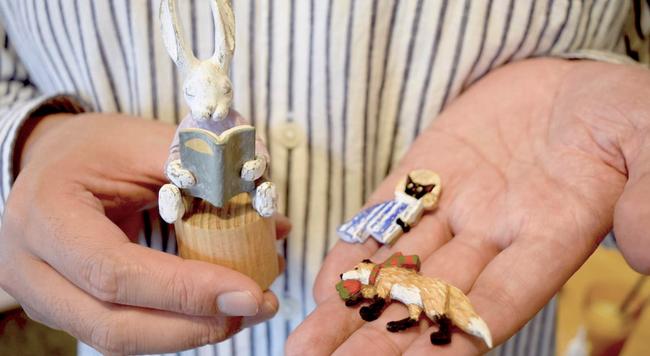 動物たちの心に秘める寂寥感が心をほぐす - 造形作家・Tokoro masayasu  workさん「Creemaの気になる世界」