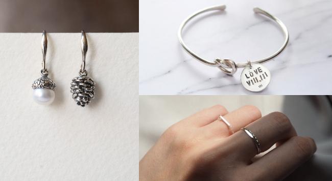 經典百搭不踩雷的飾品選擇,關於「925純銀」的銀飾小知識