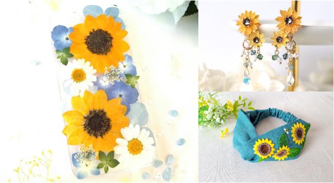 展現夏日活力氣息!「向日葵」的花語與作品選