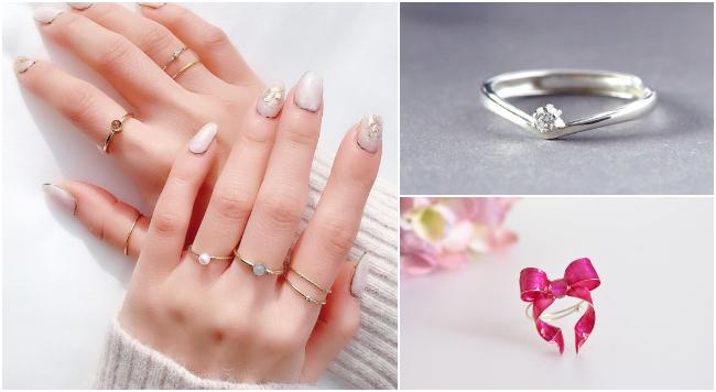 戒指怎麼挑?從手指粗細、長短來挑選適合自己的戒指!