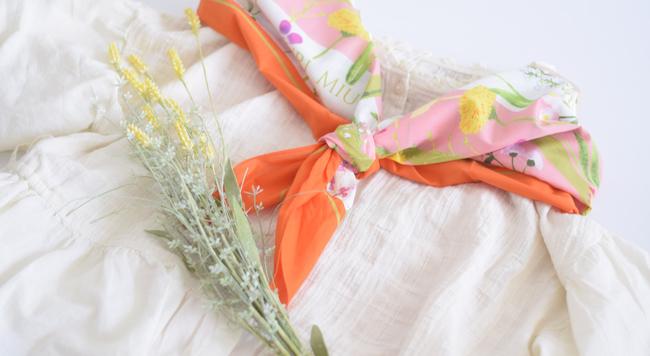 只要一條絲巾,讓你流行好感度上升。常見的八種絲巾打法介紹(附影片教學)