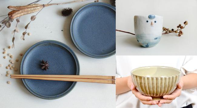 讓陶器永保常新豐富餐桌色彩!陶器餐具的介紹與日常保養清潔方法