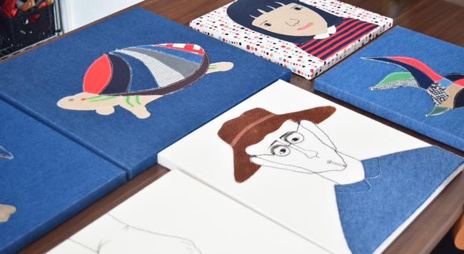 「今、私が会いたい人」泥くさくても、自分らしさをカタチにしたい - fabric artist/majam35 さん