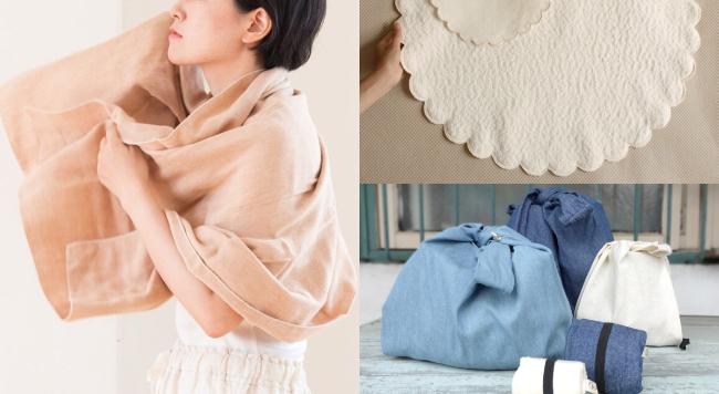 柔軟親膚的棉質製品。關於棉的特色與保養方式