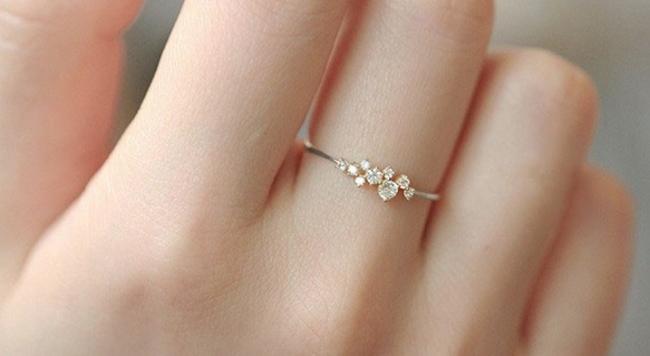 戒指應該戴哪一指?戒指戴對手指幫你實現願望