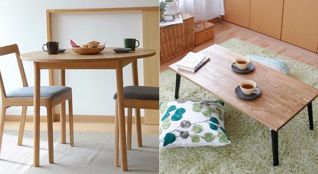 インテリアコーディネーターに聞きました。ダイニングテーブル or ローテーブル、どっちが良いの?食事のためのテーブルの選び方