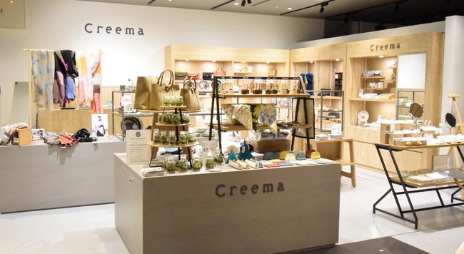 9/27(金)COREDO室町テラスに、常設のエディトリアルショップ「Creema &Essence」がオープン!