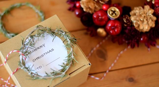 あとはラッピングだけ…!クリスマスに間に合う、簡単おしゃれなラッピングアイデア集