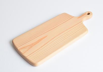 国産「小国杉」カッティングボード