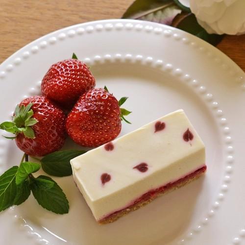 バレンタイン チーズ ケーキ
