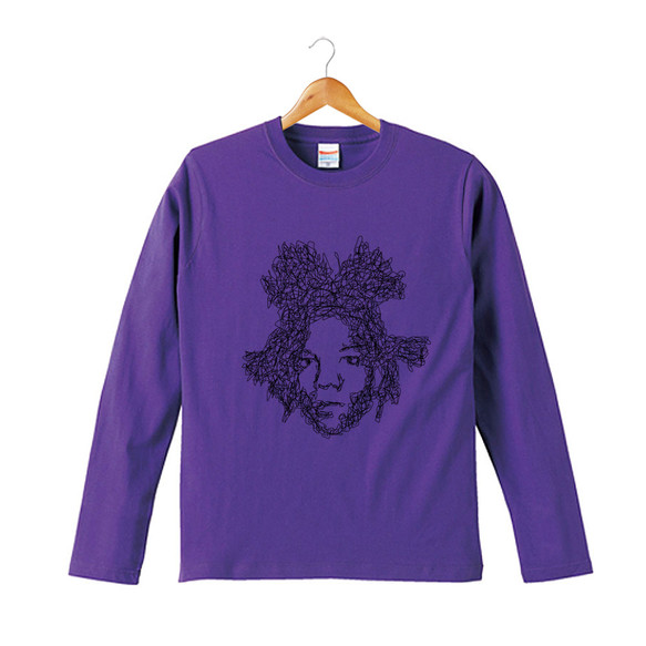 714d4eae6b0d6 Basquiat ロングスリーブ Tシャツ・カットソー takesick 通販 Creema ...