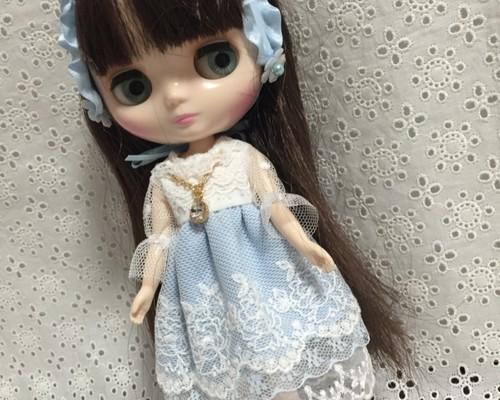 fd81c32d70955 ジェニー ふんわりフェミニン ボリューム フリル ドレス 人形 rose reine ...