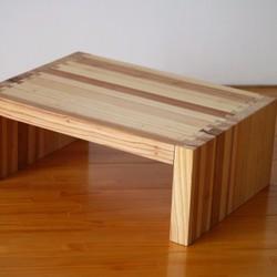 コの字キッズチェアー|椅子(チェアー)・スツール|M.cedar|ハンドメイド通販・販売のCreema