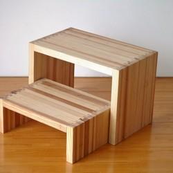 [キッズセット]コの字テーブル&チェアー|テーブル・机|M.cedar|ハンドメイド通販・販売のCreema