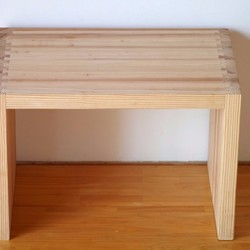 コの字キッズテーブル[高さ50cm] | 桌子・書桌 | M.cedar | Creema 手作・設計購物網站