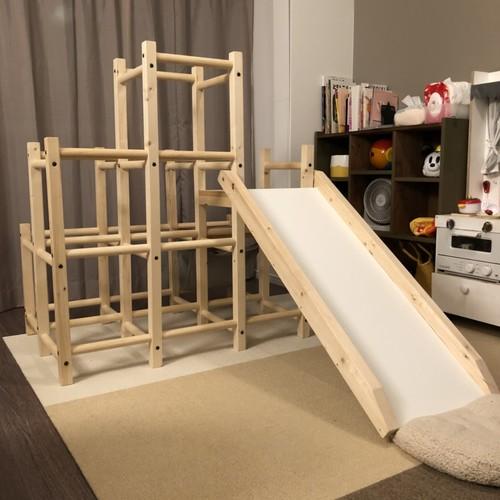手作り 滑り台 庭にすべり台を自作したよ!~DIY作品~|MIC DIY