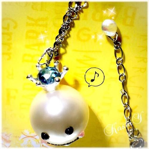 大人のスマイル 王冠ネックレス ~ Silver