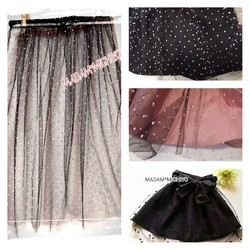 748e8c983810c0 ピンク水玉チュールレーススカート スカート MADAM*MICHIYO 通販|Creema(クリーマ) ハンドメイド・手作り・クラフト作品の販売サイト