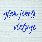 glam jewels vintage