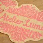 Atelier Luma stamp