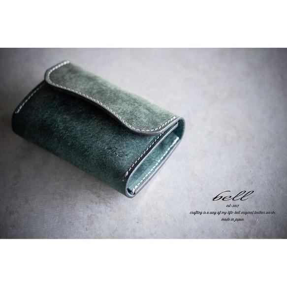 f316d446b720d3 全5色 プエブロ コインケース 小銭入れ・コインケース Bell Leather 通販 ...