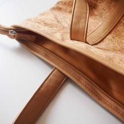 aa19e8c1a1dc naturaism自然コルクショルダーバッグトートバッグハンドバッグショルダーバッグ寛大なパッケージ斜めバックパック
