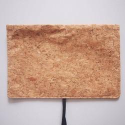 63b9df4ac5e7 naturaism自然コルクiPadのエアラップトップバッグタブレットカバー iPad ...