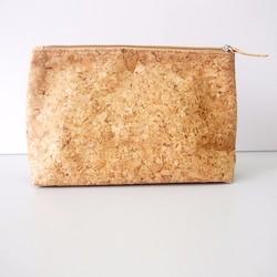 01ba7df0804c naturaismコルク多目的ポーチ化粧鉛筆 · こまち · naturaism自然コルクのiPadミニラップトップバッグタブレットカバー