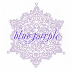 blue  purple