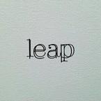 *leap*