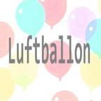 Luftballon dogcollar