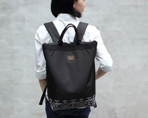f98b8a462ffb Nylon Totem Portable Backpack(15'' Laptop OK)-Black☆441-00