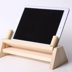 木製)(iPadスタンド-Cタイプ)(iPad pro10.5/