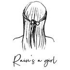 Rain is a girl