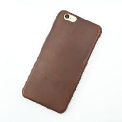 7dfe8f87aa iPhone6用 革ケース(ダークブラウン) iPhoneケース・カバー テレピンデザイン 通販|Creema(クリーマ)  ハンドメイド・手作り・クラフト作品の販売サイト