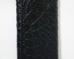 0046dbbe4cea クロコダイル(シャムワニ) 長財布 ラウンドファスナー 値下げ ¥40,000. クロコダイル キーケース