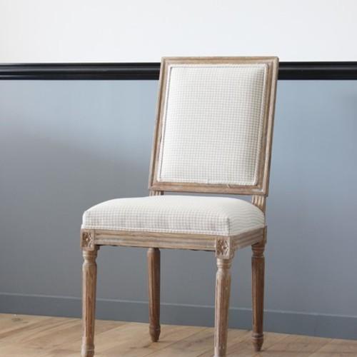 RoomClip商品情報 - CH-857-T73 アンティーク フレンチ フランス チェア 椅子 ダイニングチェア ナチュラル シャビー