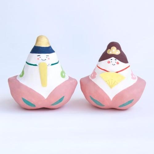 ひな人形・ほっこり張り子 人形 harikokko 通販|Creema(クリーマ ...