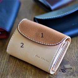 7c7f741a592c55 【カラーオーダー】お好きな色で作るコインケース 手のひらサイズの小さなお財布 コインキャッチャー [送料無料] 小銭入れ・コインケース ONES  WORKER ...