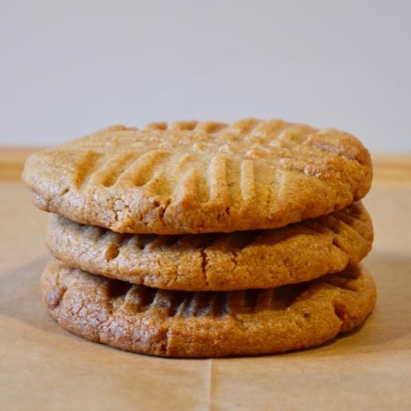 ピーナッツバター クッキー