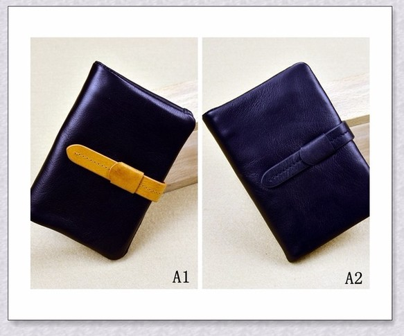 001c6016880c ハンドメイド 財布 手作り レザー 本革 牛革 二つ折り 財布 レディース メンズ 人気 かわいい おしゃれ Y11