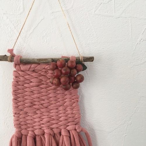 RoomClip商品情報 - ウォールタペストリー(pink)