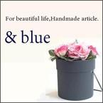 &blue