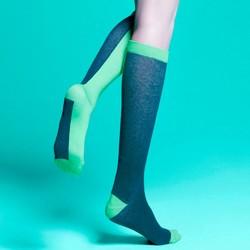 769916e7bf07fc ソックス - 靴下の女の子 - シンプルなソックス - チューブ緑のストッキングで 靴下・タイツ dssox 通販|Creema(クリーマ)  ハンドメイド・手作り・クラフト作品の販売 ...